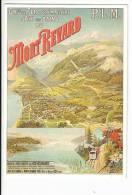 Chemins De Fer à Crémaillère Du Mont Revard - PLM - Railway