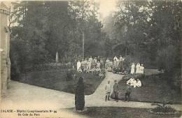 Calvados -ref D418- Falaise -guerre 1914-18- Hopital Complementaire No 44- Theme Hopitaux Complementaires -santé - - Falaise