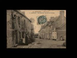 50 - CARENTAN - Une Vieille Rue - Quartier Des Fontaines - 3 - Carentan