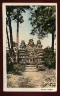 Cpa Du Cambodge Ruines D' Angkor   MART5