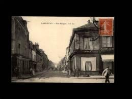 50 - CARENTAN - Rue Holgate, Côté Est - Carentan
