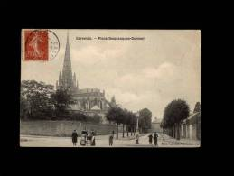 50 - CARENTAN - Place Desplanques-Duménil - Landau - Carentan
