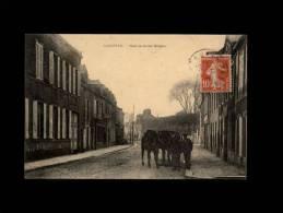 50 - CARENTAN - Haut De La Rue Holgate - Carentan