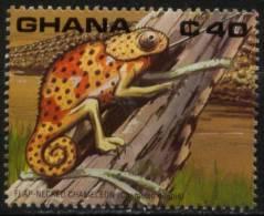 N° 1137 Du Ghana - X X - ( E 321 ) - Reptiles & Batraciens