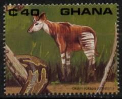 N° 1135 Du Ghana - X X - ( E 222 ) - Timbres