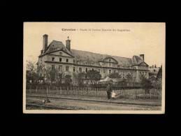50 - CARENTAN - Façade De L'ancien Couvent Des Augustines - Carentan