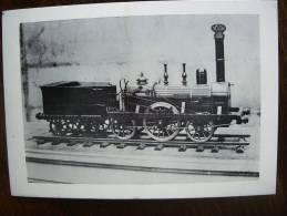 Le Belge - 1835 - Cockerill - Uitgave De Mijlpaal - Lot 210 - Treinen
