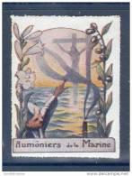 VIGNETTE : AUMONIERS DE LA MARINE - Erinnophilie