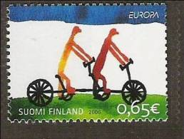 EUROPA 2006 - FINLANDE 1V NEUF *** (MNH) - Europa-CEPT