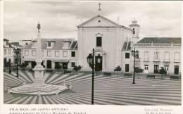 Vila Real De Santo Antonio  Praça 2 Scans Portugal - Faro