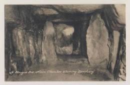 La Hougue Bie, Main Chamber, Showing Sanctuary - Jersey