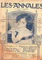 LES ANNALES N°1540 Du 29/12/1912. Abel FAIVRE (dessin). Jeanne D'Arc. Faust, Goethe, Presbytère De Sesenheim  (Alsace) - Journaux - Quotidiens