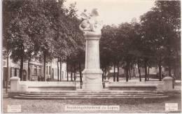 EUPEN Kreiskriegerdenkmal Bildhauer Rud Henn München TOP-Erhaltung Ungelaufen - Eupen Und Malmedy