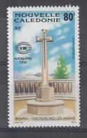 COLONIE FRANCAISE/NOUVELLE CALEDONIE - 1990 - CIMETIERE NEO ZELANDAIS - N°269 PA** - Nieuw-Caledonië