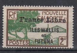 COLONIE FRANCAISE/WALLIS ET FUTUNA   - 1941 -  N° 93** SURCHARGE FRANCE LIBRE - Ohne Zuordnung