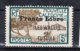 COLONIE FRANCAISE/WALLIS ET FUTUNA   - 1941 -  N° 96** SURCHARGE FRANCE LIBRE - Ohne Zuordnung