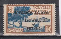 COLONIE FRANCAISE/WALLIS ET FUTUNA   - 1941 -  N° 98** SURCHARGE FRANCE LIBRE - Ohne Zuordnung