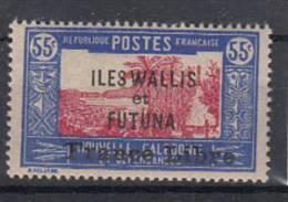 COLONIE FRANCAISE/WALLIS ET FUTUNA   - 1941 -  N° 107** SURCHARGE FRANCE LIBRE - Ohne Zuordnung