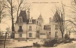 51 - CHATEAU DE VRILLY - France