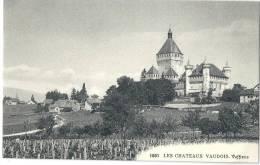 Vufflens - Les Châteaux Vaudois           Ca. 1910 - VD Vaud
