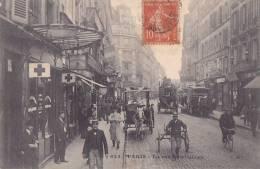 ¤¤  -  623   -  PARIS  -  La Rue Rambuteau  -  Croix Rouge    -  ¤¤ - Arrondissement: 03