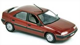 Citroën Xantia - 1993 - Dark Red - Norev - Norev