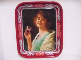 Coca Cola / VASSOIO (2) - 100 Anni - Coca-Cola