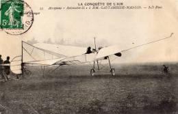 AEROPLANE ANTOINETTE 2 A MM GASTAMBIDE-MANGIN - ....-1914: Precursors