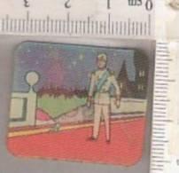 PO6687B# FIGURINA ANIMATA FORMAGGINO MIO LOCATELLI Anni '60 Serie CENERENTOLA - Pubblicitari