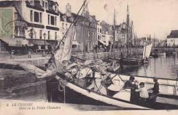 21243 Le Croisic 44 France, Quai Petite Chambre -4 éd Francois- Bateau Peche Marin