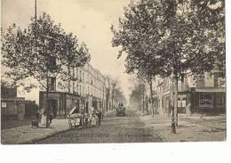 LA PLAINE-SAINT-DENIS -- La Rue Du Landy - Other Municipalities
