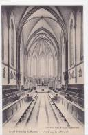 21246 Rennes. GRAND SEMINAIRE DE RENNES - La Chapelle - Intérieur ; Petitin Levallois -