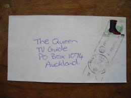 NZM Post Private Post Privé 2007 Gumboot, Wellington Boot Botte 45c, Rare - New Zealand