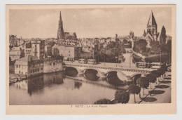 METZ -  N° 3 - LE PONT MOYEN - Metz