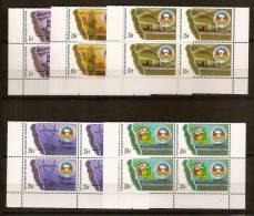 Burundi 1987 OBCn° 954-58 *** MNH Bloc De 4 Séries Cote 220 Euro - 1980-89: Neufs