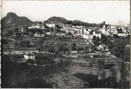 06 -  LA GAUDE - Vue Générale Et Le Baou - Autres Communes