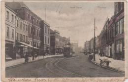 Taunton - North Street. Post Used 1904 - Weston-Super-Mare