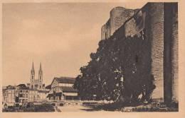 Dép. 79 - NIORT. - Perspective Vers La Ville-Haute. Cim - Héliogravure Combier Mâcon N° 9 - Niort