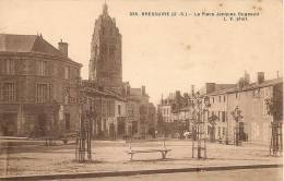 Cpa Bressuire Place Jacques Bugeaud - Bressuire