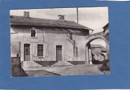 CPSM  - 52 - BREUVANNES  - 14 - Les P.T.T. Et La Porte Séparant  Lorraine Et Champagne - France