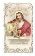 SEINE-INFERIEURE / MAROMME / Souvenir De Première Communion, Le 14 Mai 1911, En L'église SAINT-MARTIN  ( Image Pieuse ) - Images Religieuses