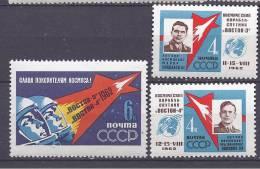 Russia1962: Michel2634-6A Mnh** - Russia & USSR