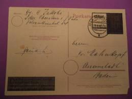 Postkarte PK831aI / Carte Postale / Post Card  ( Voir Scan ) - Allemagne