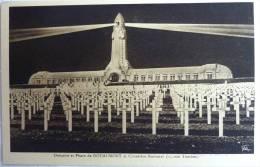 OSSUAIRE ET PHARE DE DOUAUMONT ET CIMETIERE NATIONAL (15 000 TOMBES) - CPA Non écrite - Lighthouses