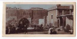 AFRICA EGYPT CAIRO NATIVE QUARTETS SIZE 14,7 X 7 OLD POSTCARD - Cairo