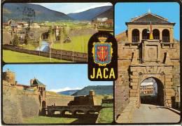PIRINEO-ARAGONES - JACA - Multivues - 12 - U-2 - Huesca