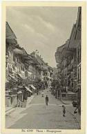 Thun - Hauptgasse, Nr. 6749, Ansichtskartenverlag A.-G., Circa 1920 - BE Berne