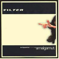Rock Musik , Promo-Mini-CD / EP : Filter Snippets From The Amalgamut Von 2002 - Rock