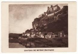 Chromo Vermifuge Cro-Cro Chateau De Beynac Dordogne - Cromos