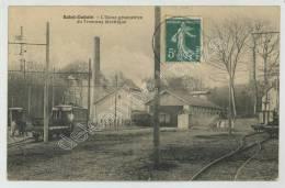 Saint-Gobain. - L'Usine Génératrice Du Tramway électrique. - Unclassified
